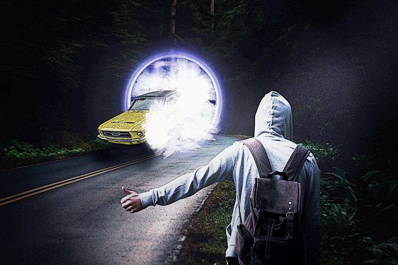 未来をヒッチハイク