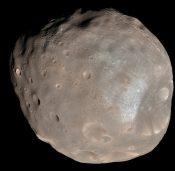 火星の衛星「フォボス」