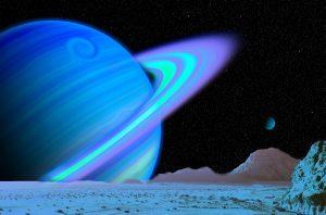 惑星と衛星