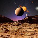 土星の衛星「プロメテウス」とは?【簡単にわかりやすく解説】