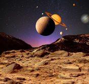 土星の衛星